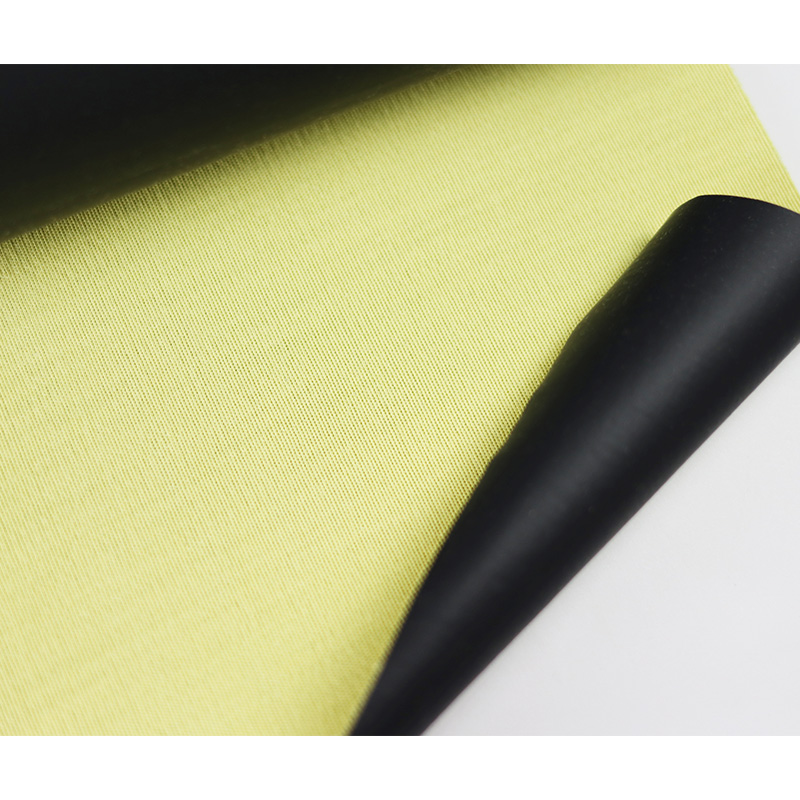 KEVLAR LAMINATED WITH SILICONE FABRIC